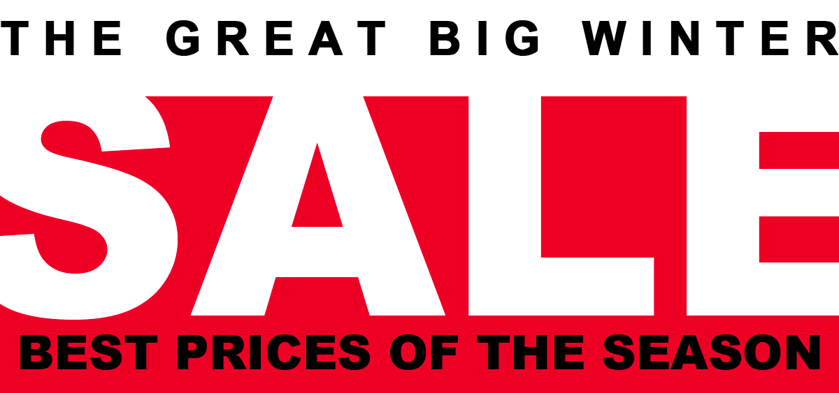 The Great Big Winter Sale Best Prices of the Season