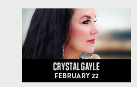 Crystal Gayle