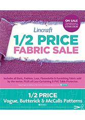 Catalogue 2: Lincraft