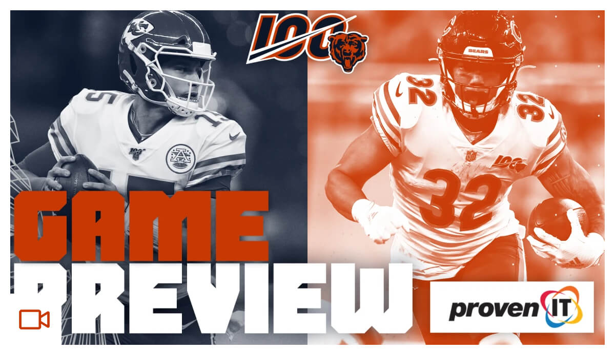Game Preview | Bears vs Chiefs