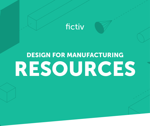 Design for manufacturing resources