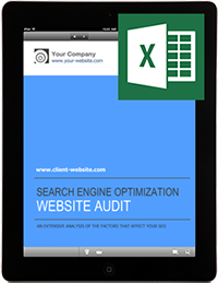 Download your SEO Audit Template