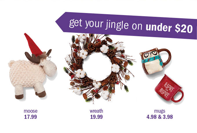 Get your jingle on under $20