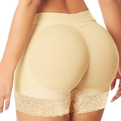 Women Casual Polyester/Chinlon Breathability Mid-Rise Shorts...