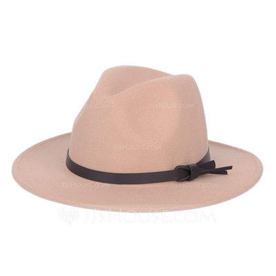 Unisex Special Felt Fedora Hat (196200477)...