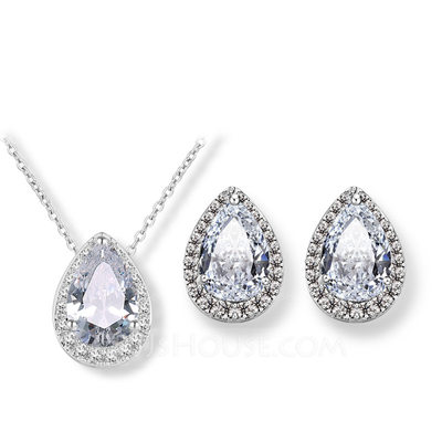 Unique Copper Ladies' Jewelry Sets (011199605)...
