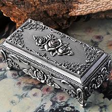 Bridesmaid Gifts - Classic Eye-catching Zinc Alloy Jewelry Box (256191575)