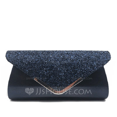 Elegant Sparkling Glitter/Polyester Clutches (012202587)...