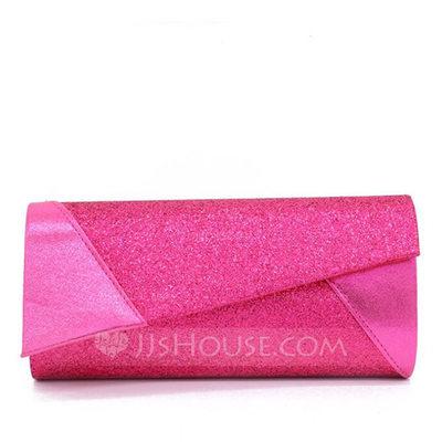 Elegant Sequin/Polyester Clutches (012202595)...