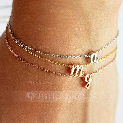 Unique Alloy Women's Fashion Bracelets (137205913)...