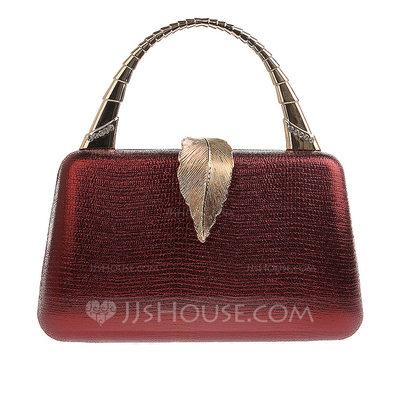 Elegant PU Clutches/Top Handle (012204075)...