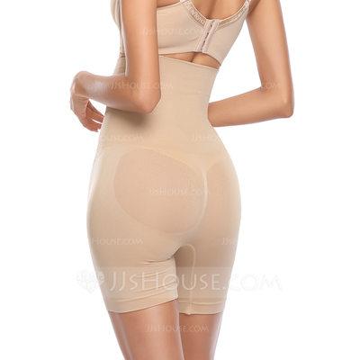 Women Sexy Chinlon Breathability/Butt Lift High Waist Panty ...