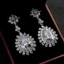 Beautiful Alloy Ladies' Fashion Earrings (137108145)