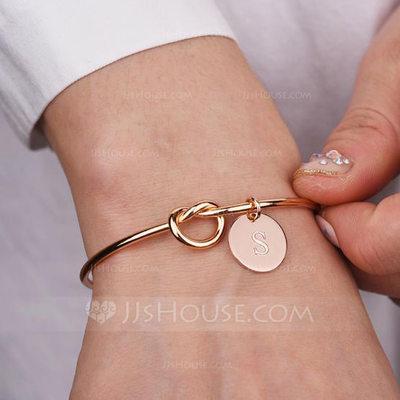 Elegant Alloy Bracelets For Bride/For Bridesmaid (011205828)...