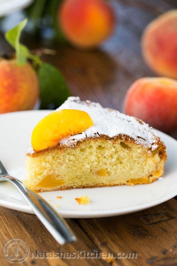 Easy-Summer-Peach-Cake-7