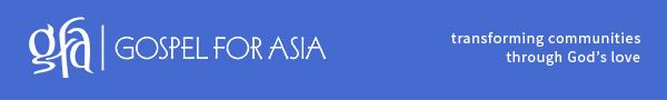 Gospel for Asia Header