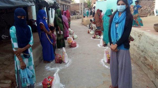 Preeti in an informal settlement