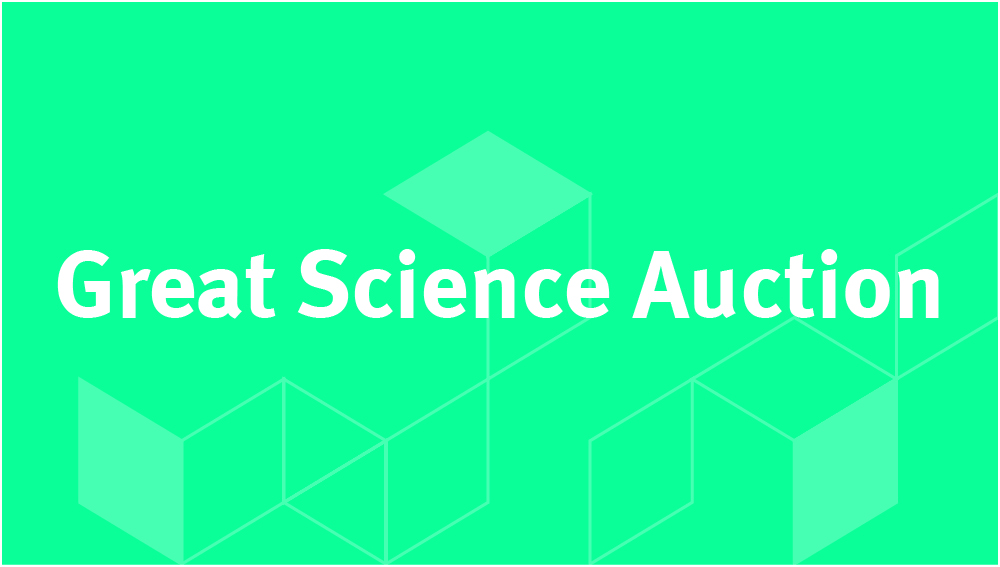 Great Science Auction