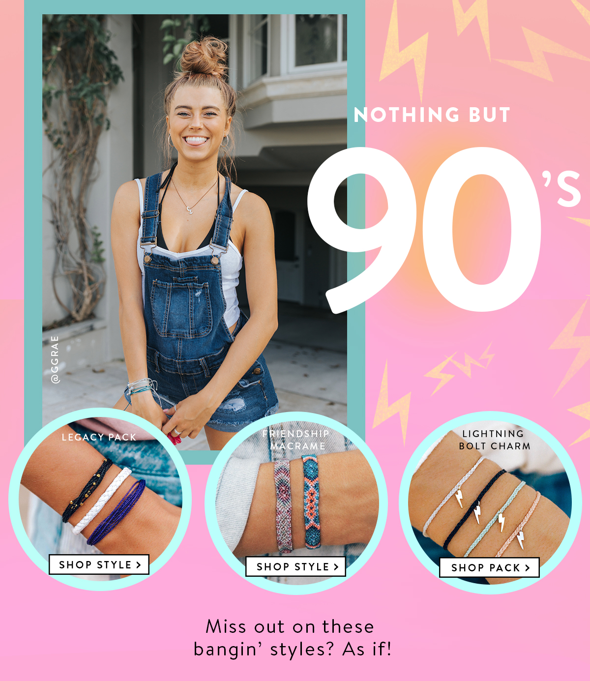 Nothing But 90s | SHOP STYLES >