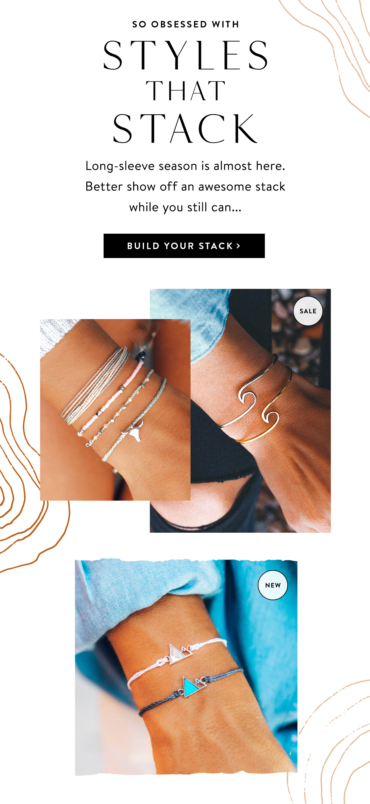 So Obsessed with Style that Stacks | BUILD YOUR STACK >