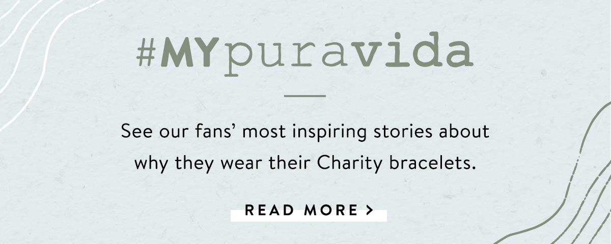 #mypuravida | READ MORE >