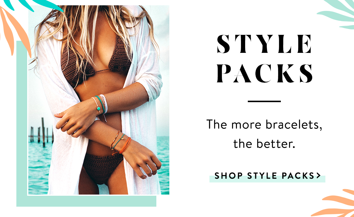 Style Packs | SHOP STYLE PACKS >