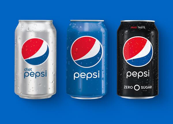 Diet Pepsi | Pepsi | Pepsi Zero Sugar