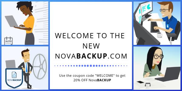 WELCOME THE NEW NOVABACKUP.COM (1)