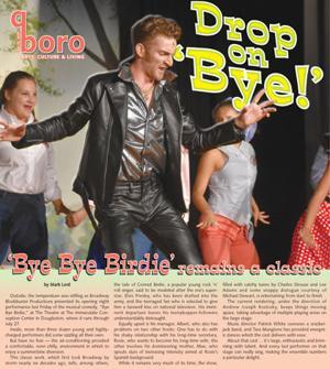 'Bye Bye Birdie' takes flight in Douglaston