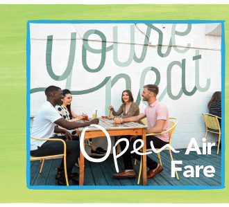 Open Air Fare - Dining