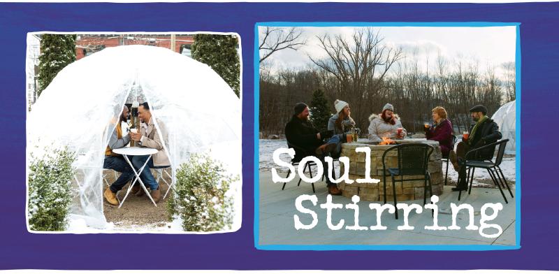 Soul Stirring Winter Wonderland