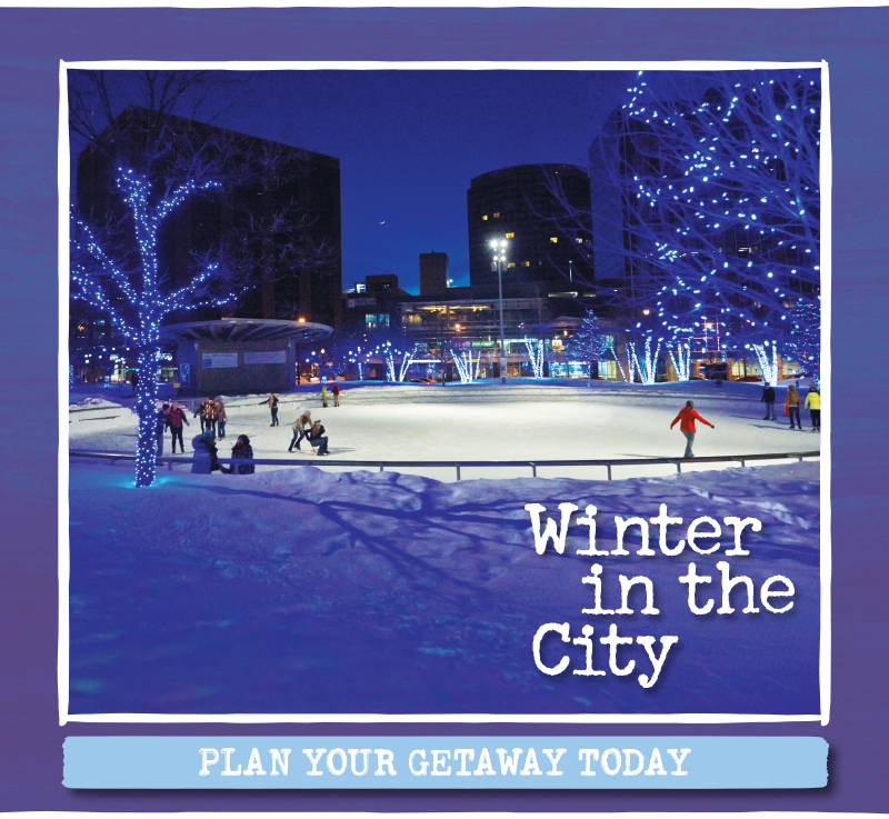 Winter in the City Trip Planning