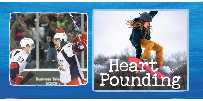 Heart Pounding Winter Activities