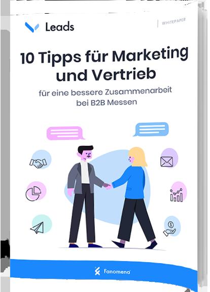 10 Tipps für Marketing und Vertrieb