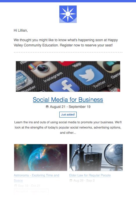 coursestorm-automatic-marketing-class-recommendations-message