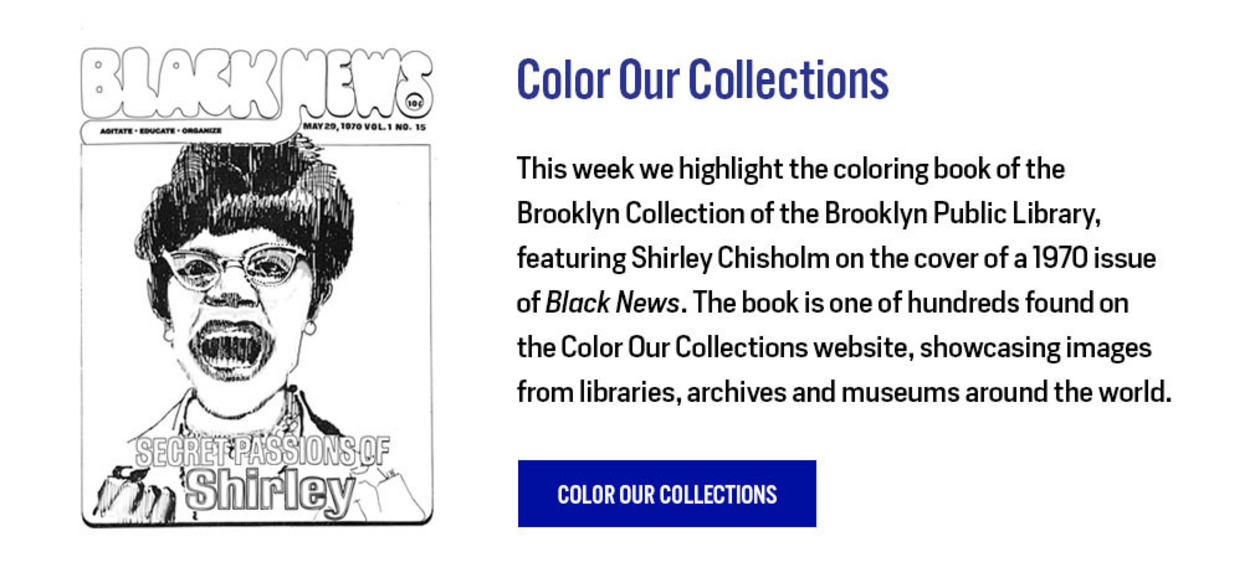 Color Our Collections: Brooklyn Collection of the Brooklyn Public Library - http://library.nyam.org/colorourcollections/brooklyn-public-library-brooklyn-collection-coloring-sheets/