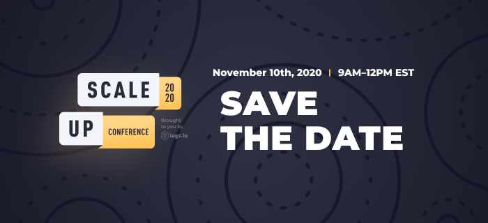Save the Date! ScaleUP 2020 Conference
