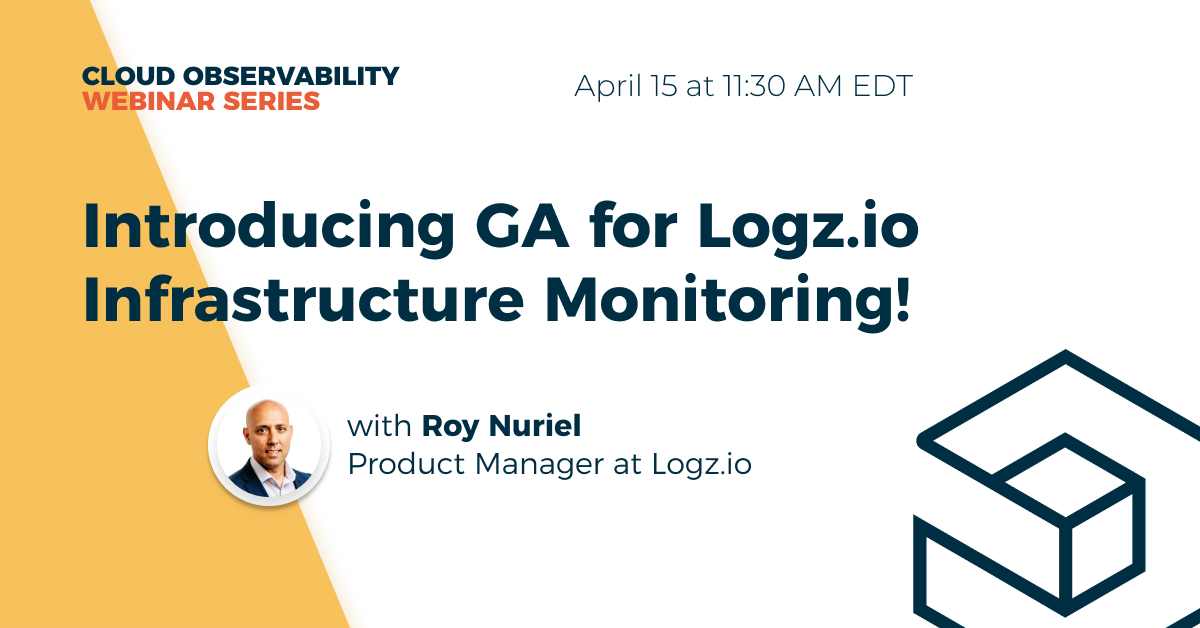 GA for infrastructure monitoring