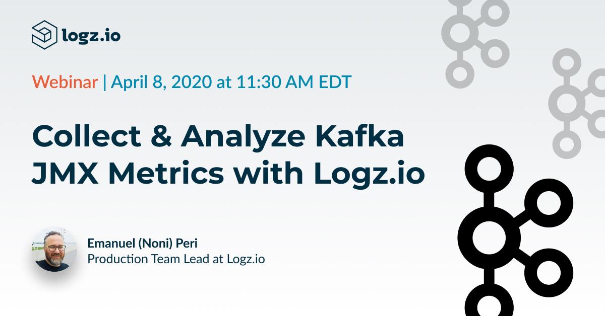 collect and analyze Kafka JMX metrics