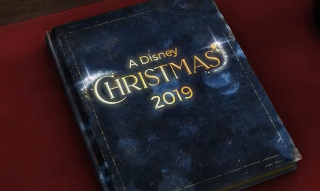 A DISNEY CHRISTMAS 2019
