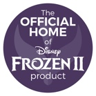 THE OFFICIAL HOME OF DISNEY FROZEN II PRODUCT