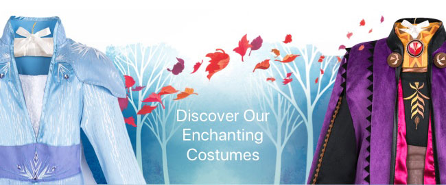 Discover Our Enchanting Costumes