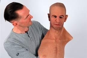 hyper realistic masks