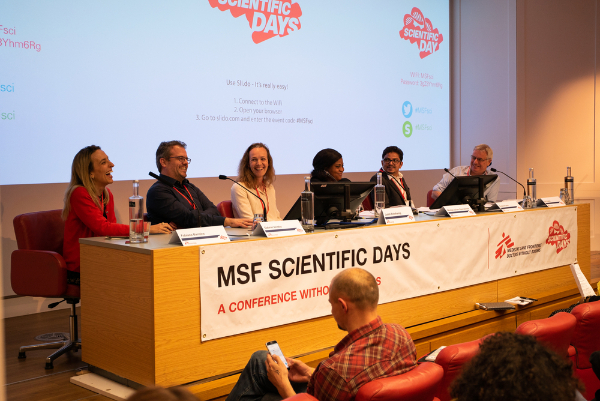 MSF Scientific Days