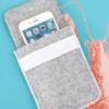 DIY Felt Phone Protector