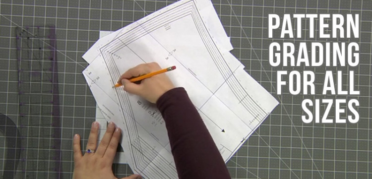 Pattern Grading for All Sizes with Mary Danielson