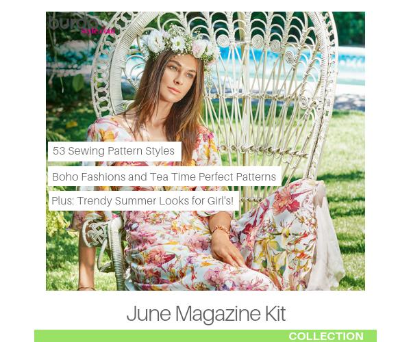 The June 2016 Magazine Kit
