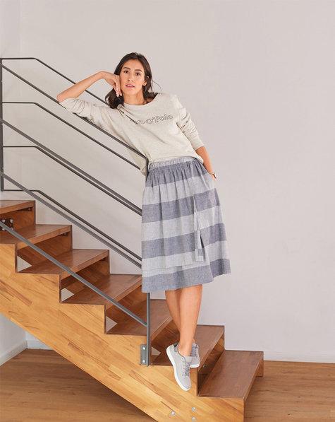 Relaxed Skirt