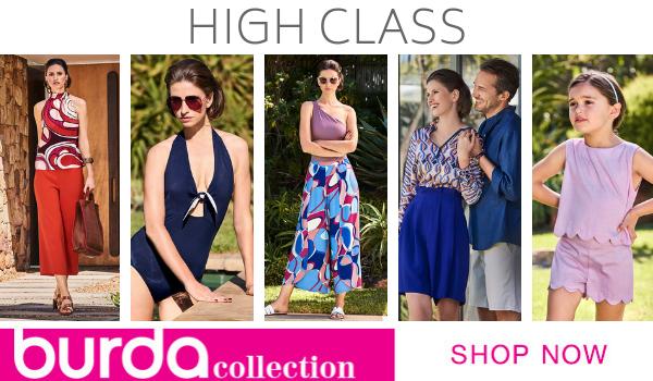 High Class: 15 NEW Styles for Men, Women & Children!