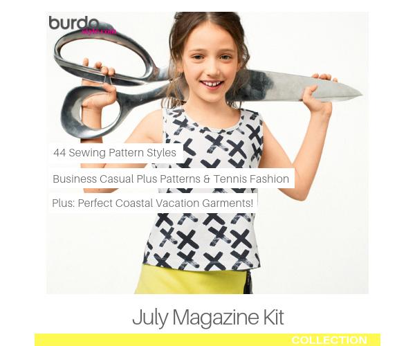 The July 2016 Magazine Kit